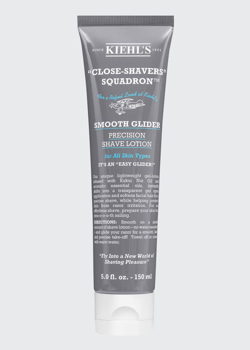 "Kiehl's Since 1851 ""Close-Shavers"" Squadron Smooth Glider Precision Shave Lotion, 5.0 oz."