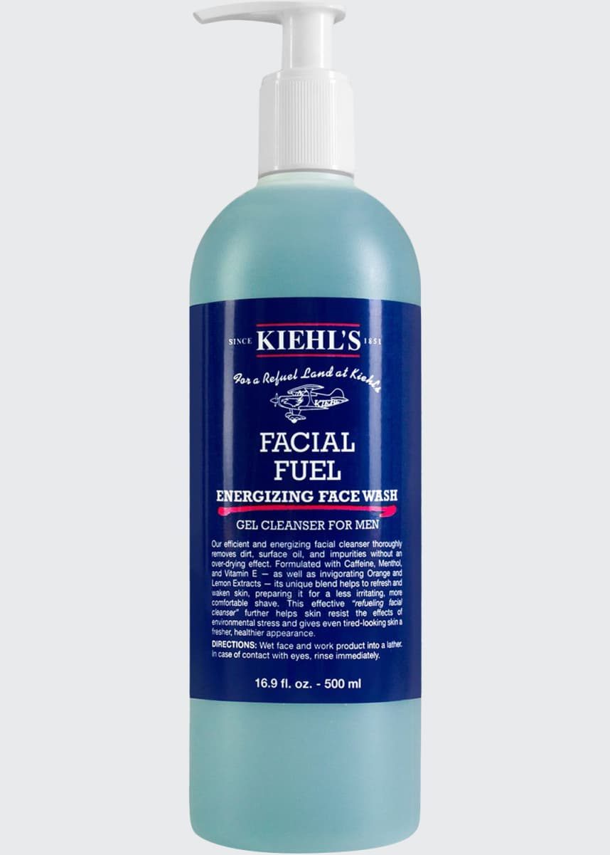 Kiehl's Since 1851 Facial Fuel Energizing Face Wash, 16.9 oz.