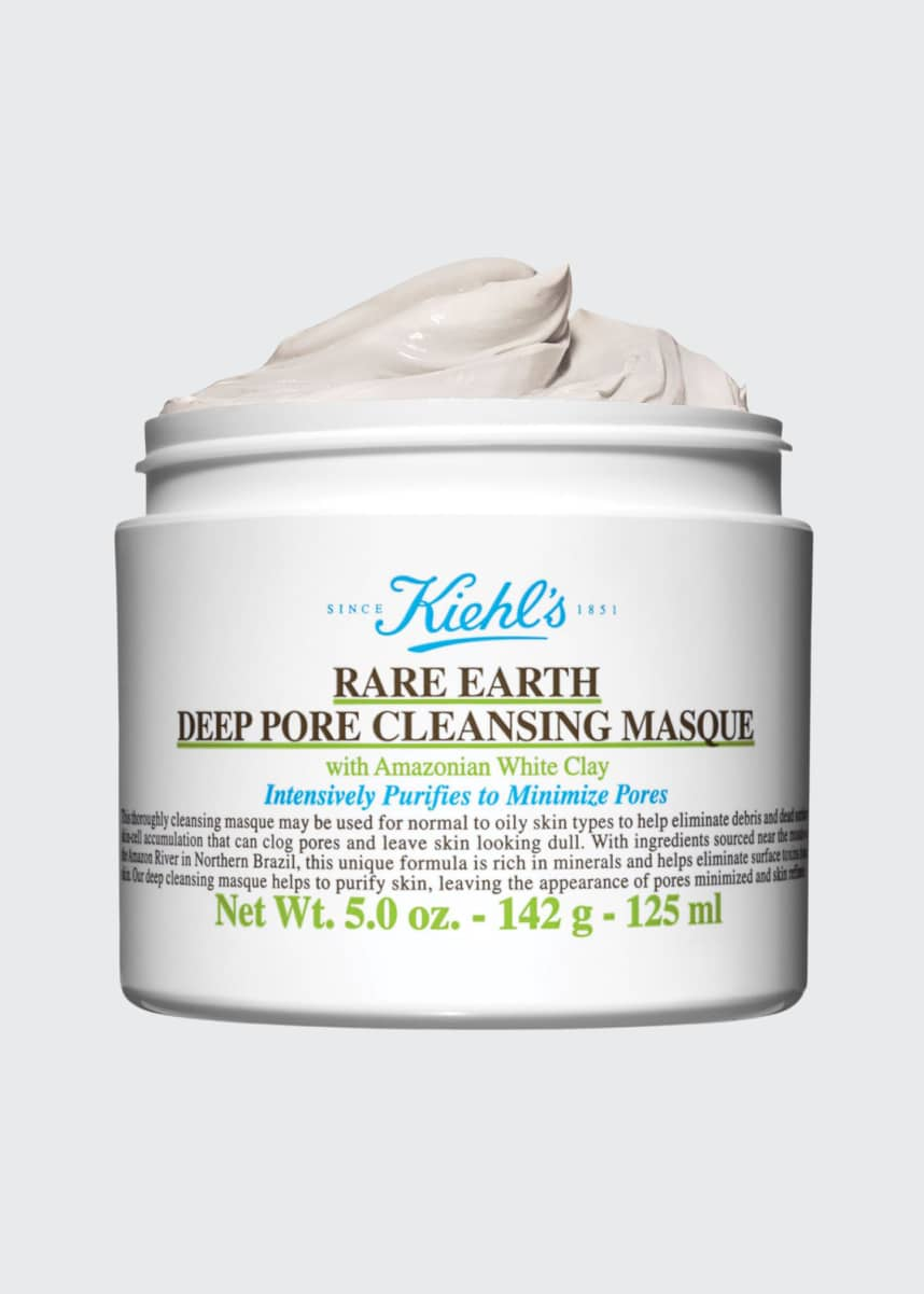 Kiehl's Since 1851 Rare Earth Deep Pore Cleansing Mask, 5.0 oz.