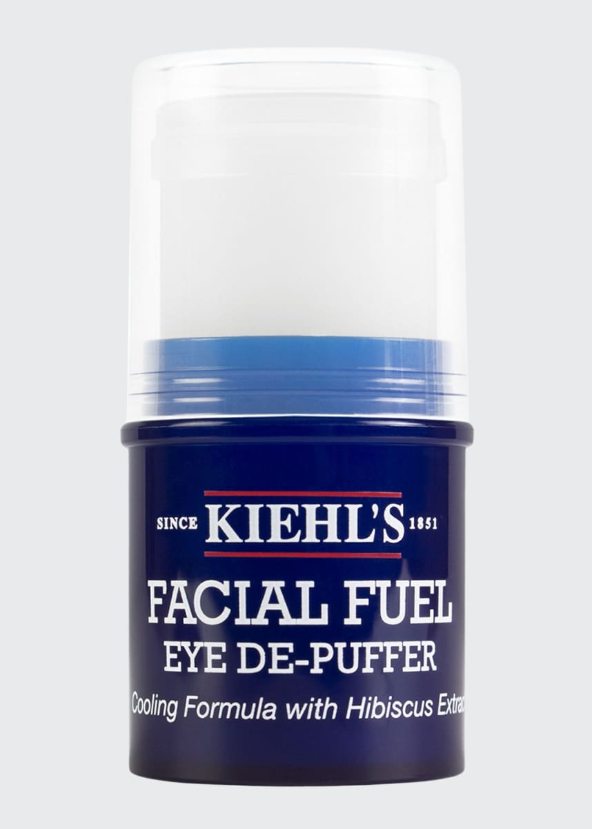 Kiehl's Since 1851 Facial Fuel Eye De-Puffer, 0.17 fl. oz.