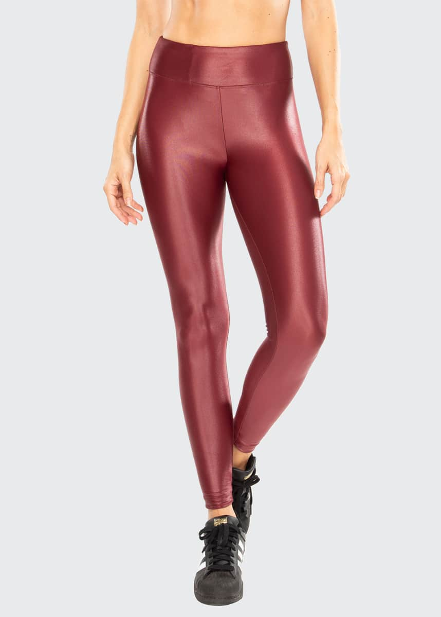 Koral Lustrous High-Rise Athletic Leggings