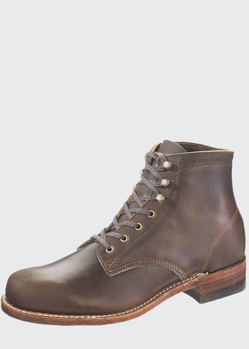 Wolverine 1000 Mile Boot, Brown