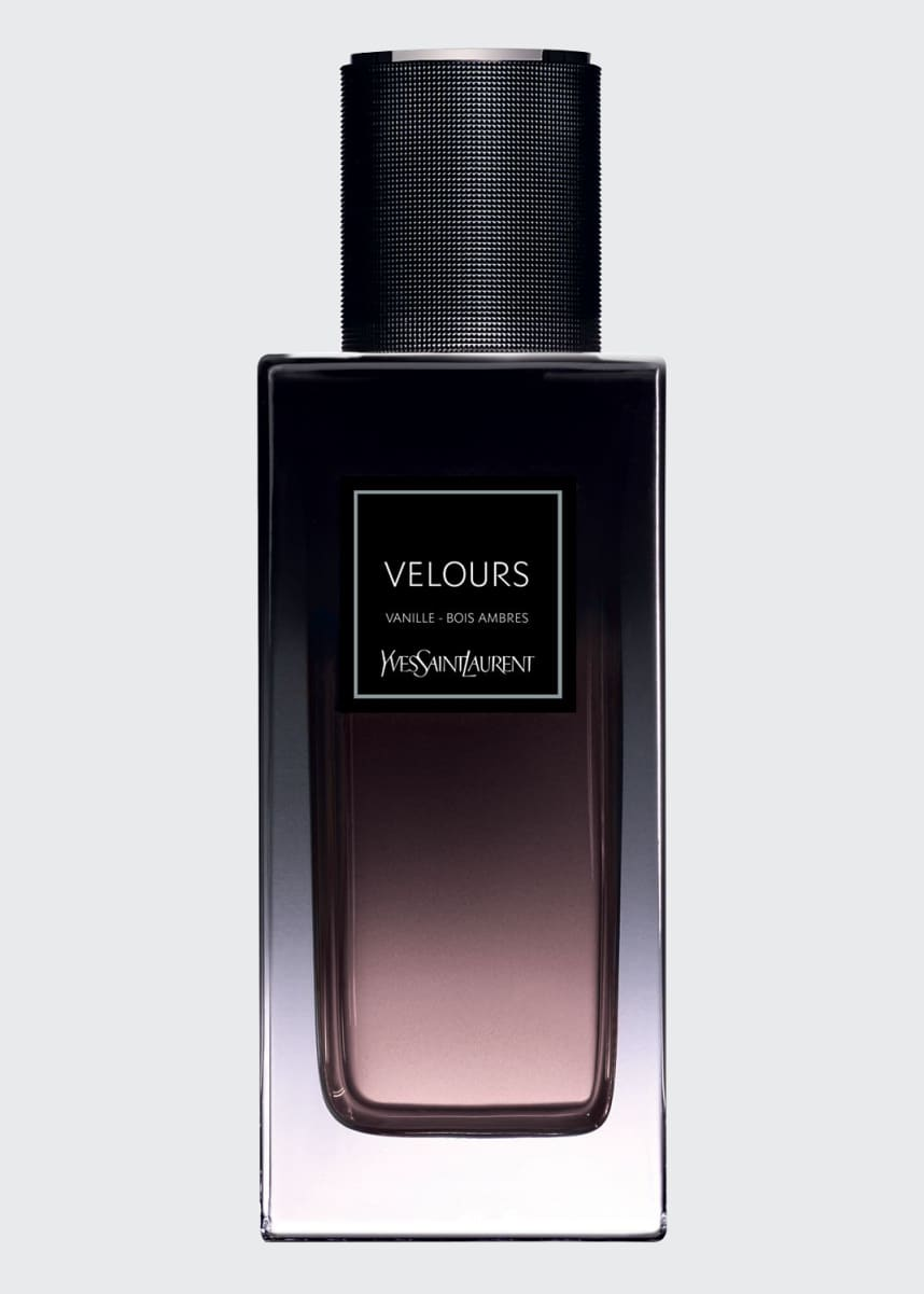 Yves Saint Laurent Beaute Exclusive Velours (Velvet) Eau de Parfum, 4.2 oz - Le Vestiaire Des Parfums Collection De Nuit