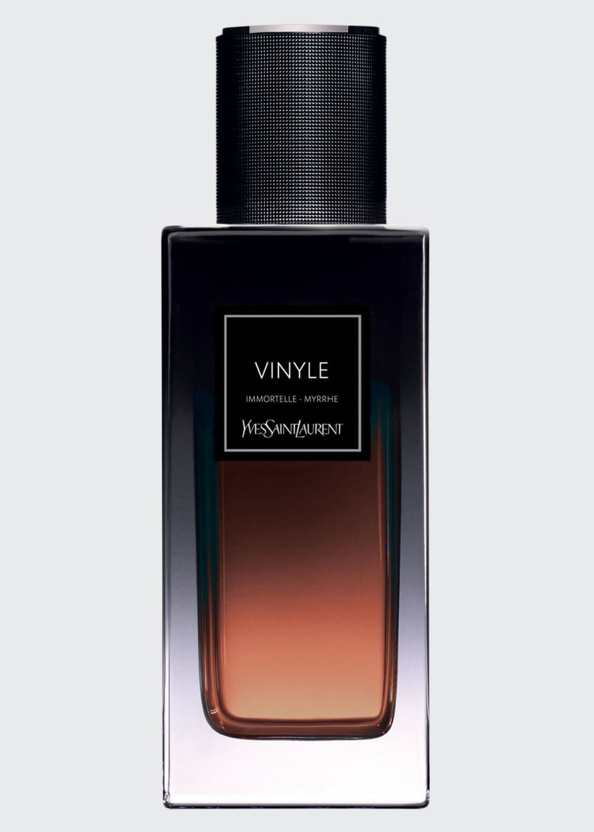Yves Saint Laurent Beaute Exclusive Vinyle (Vinyl) Eau de Parfum, 4.2 oz. - Le Vestiaire Des Parfums Collection De Nuit