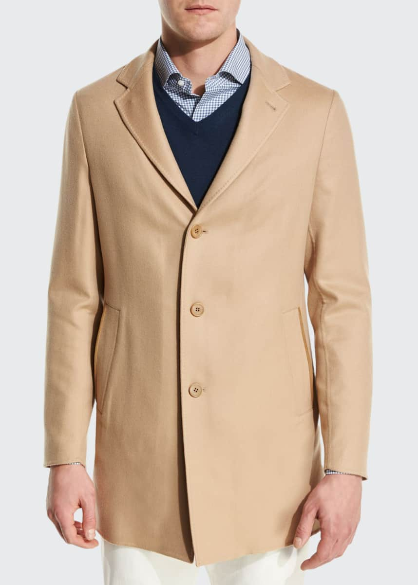 Loro Piana SHORT COAT