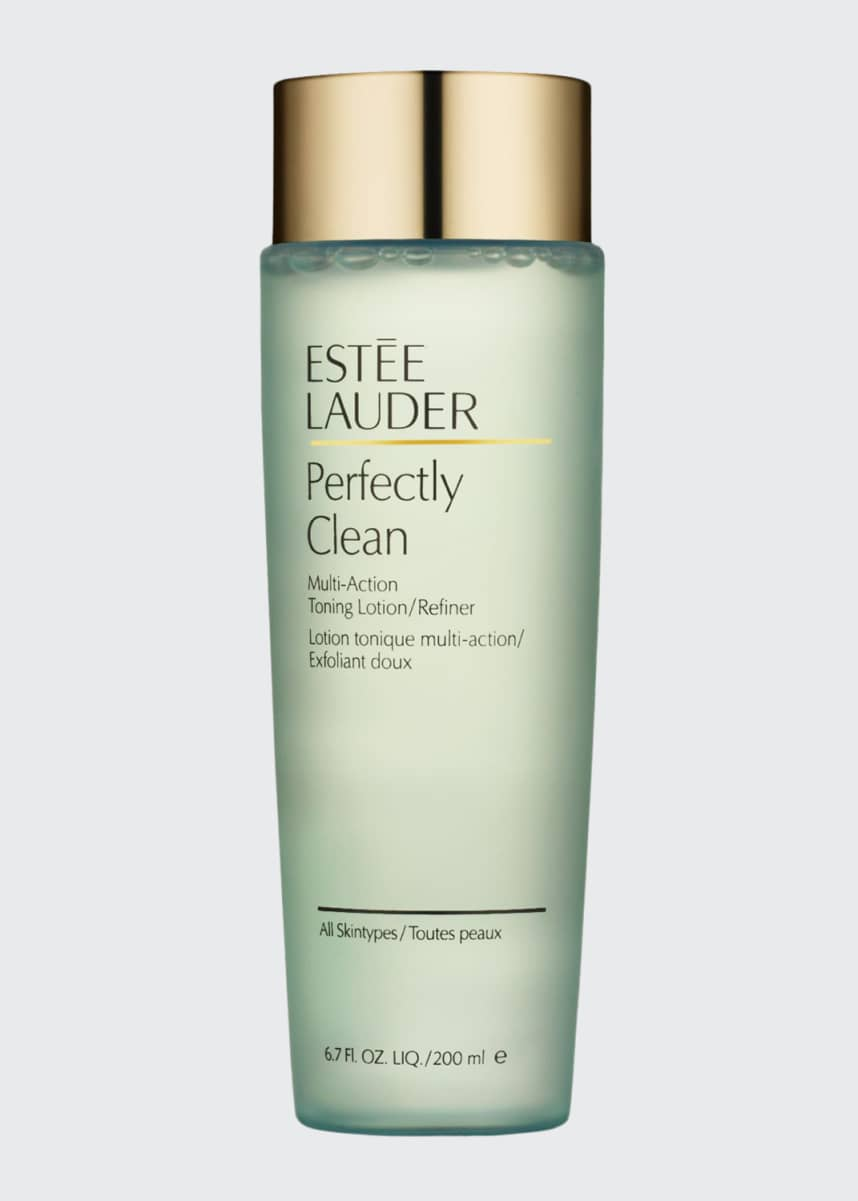 Estee Lauder Perfectly Clean Multi-Action Toning Lotion/Refiner, 6.7 oz.