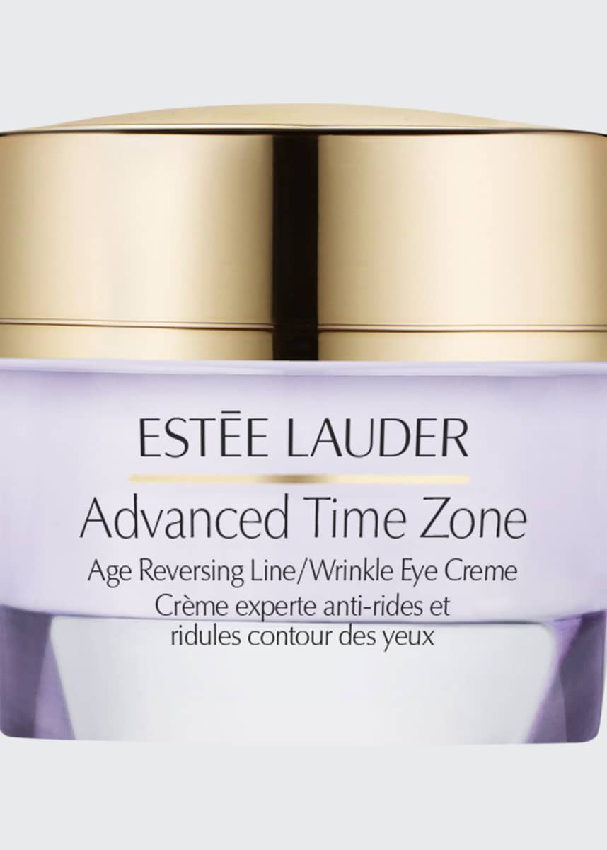 Estee Lauder Advanced Time Zone Age Reversing Line/Wrinkle Eye Crème, 0.5 oz.