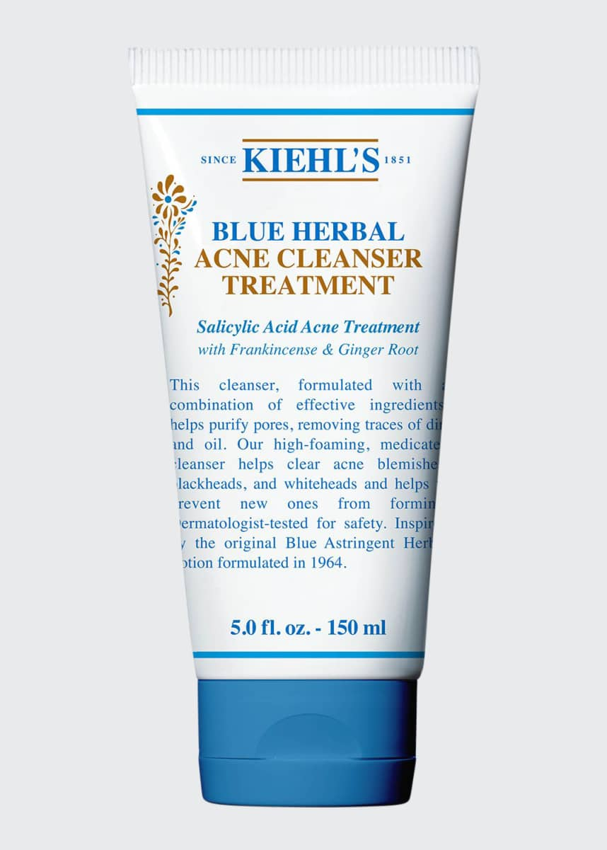 Kiehl's Since 1851 Blue Herbal Cleanser, 150 mL
