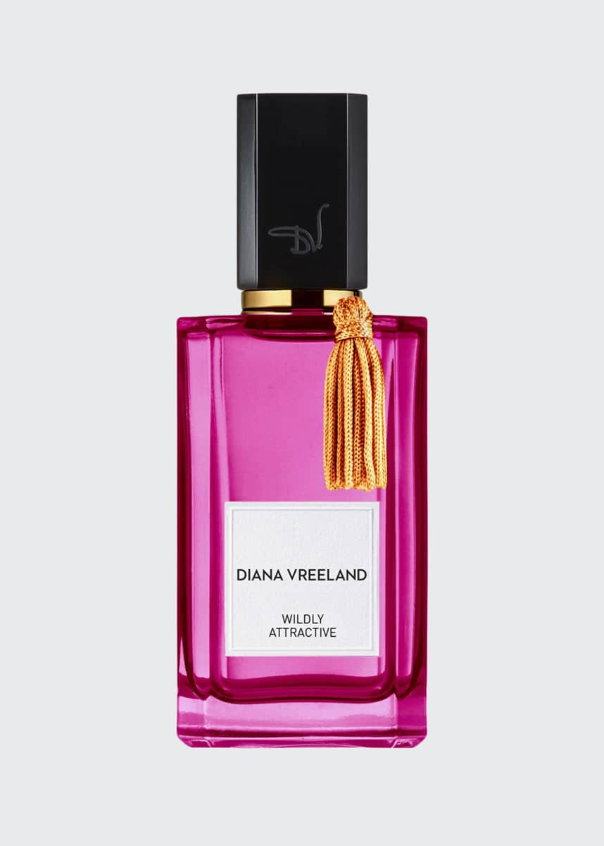 Diana Vreeland Wildly Attractive Eau De Parfum, 100 mL