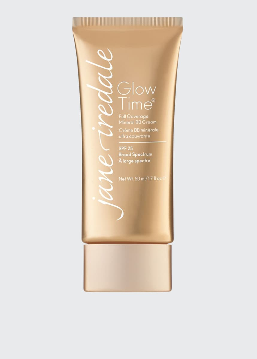 Jane Iredale Glow Time Full Coverage Mineral BB Cream, 1.7 oz.