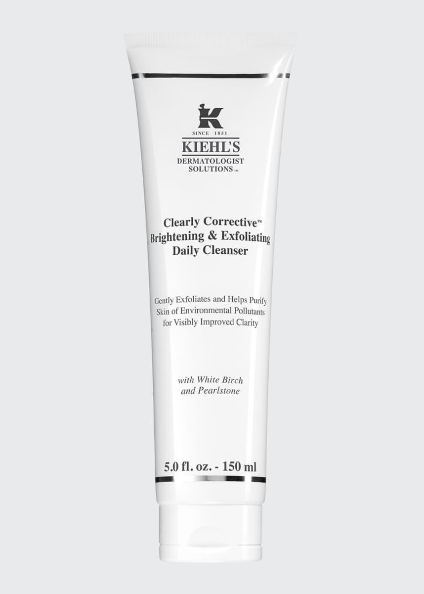 Kiehl's Since 1851 Clearly Corrective Brightening & Exfoliating Daily Cleanser, 4.2 oz./ 125 mL