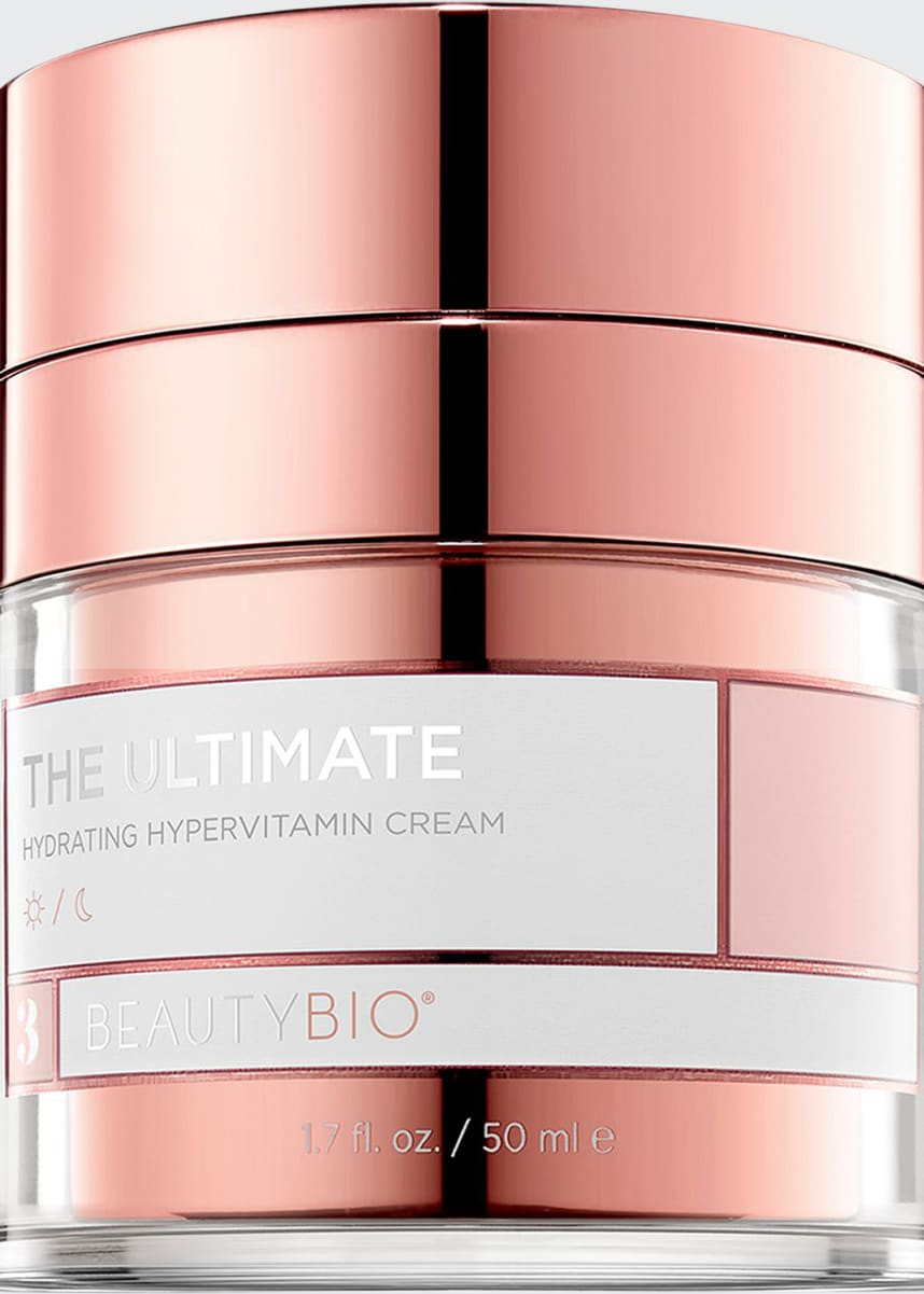 BeautyBio THE ULTIMATE Hydrating HyperVitamin Cream, 1.7 oz./ 50 mL
