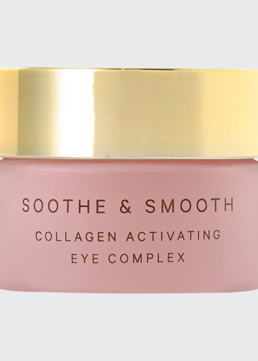 MZ Skin Soothe and Smooth Collagen Activating Eye Complex, 0.5 oz.
