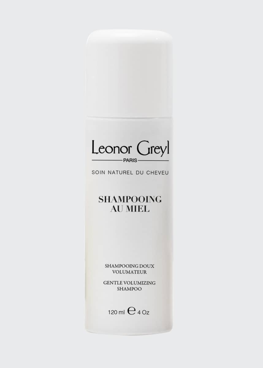 Leonor Greyl Shampooing au Miel (Gentle Volumizing Shampoo), 4.0 oz./ 120 mL