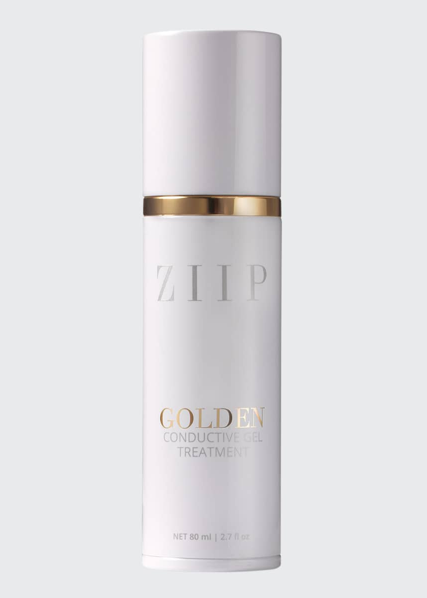 ZIIP ZIIP Beauty Golden Conductive Gel, 2.7 oz./ 80 mL