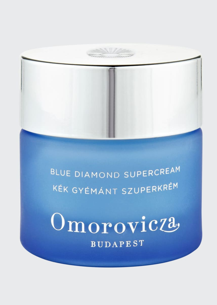 Omorovicza Blue Diamond Supercream, 1.7 oz./ 50 mL