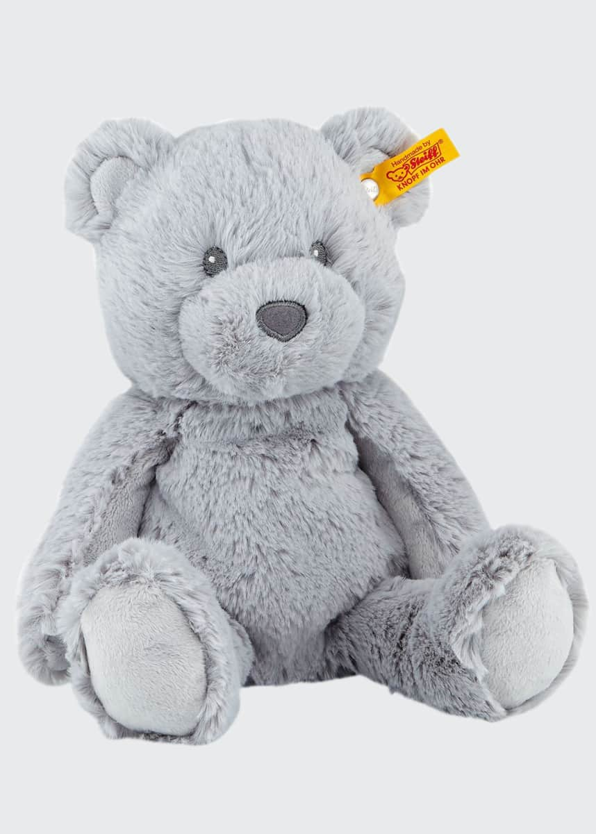 Steiff Bearzy Teddy Bear, Grey