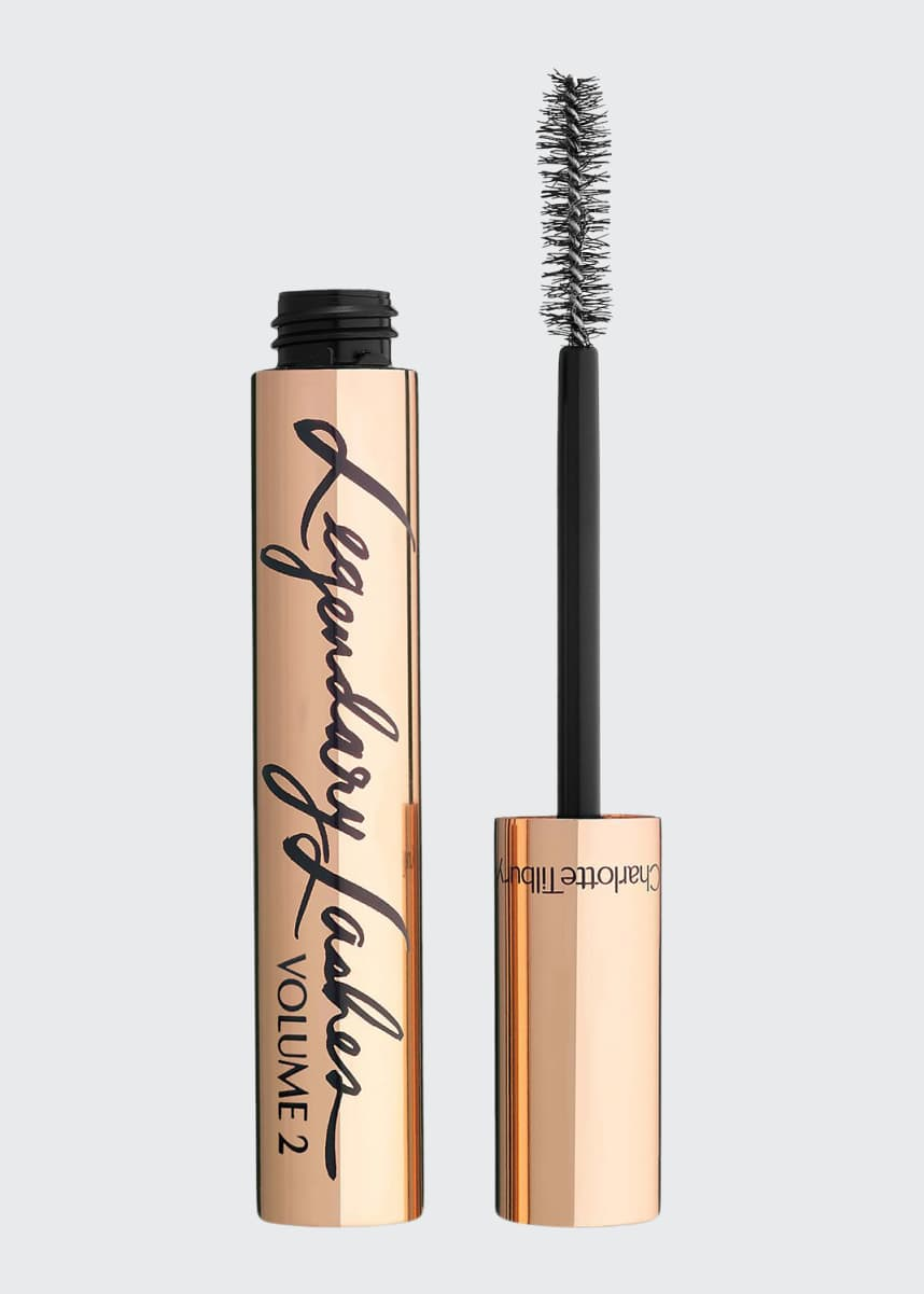 Charlotte Tilbury Legendary Lashes Volume 2 – Black