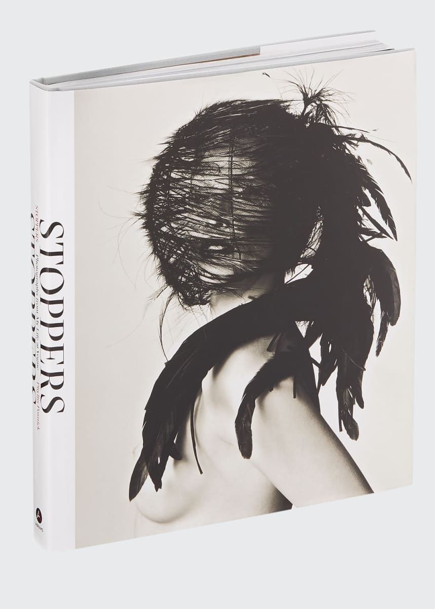Hachette Book Group Stoppers: Photographs from My Life at Vogue Hardcover Book