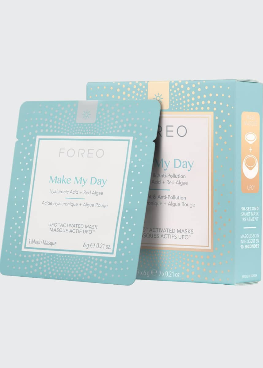 Foreo UFO Make My Day Mask Set X 7