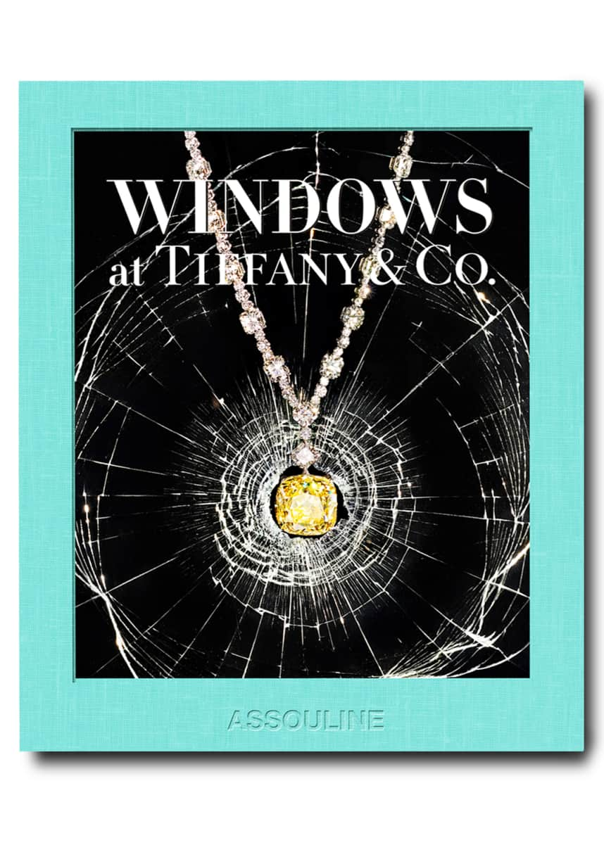 Assouline Windows at Tiffany & Co. Book