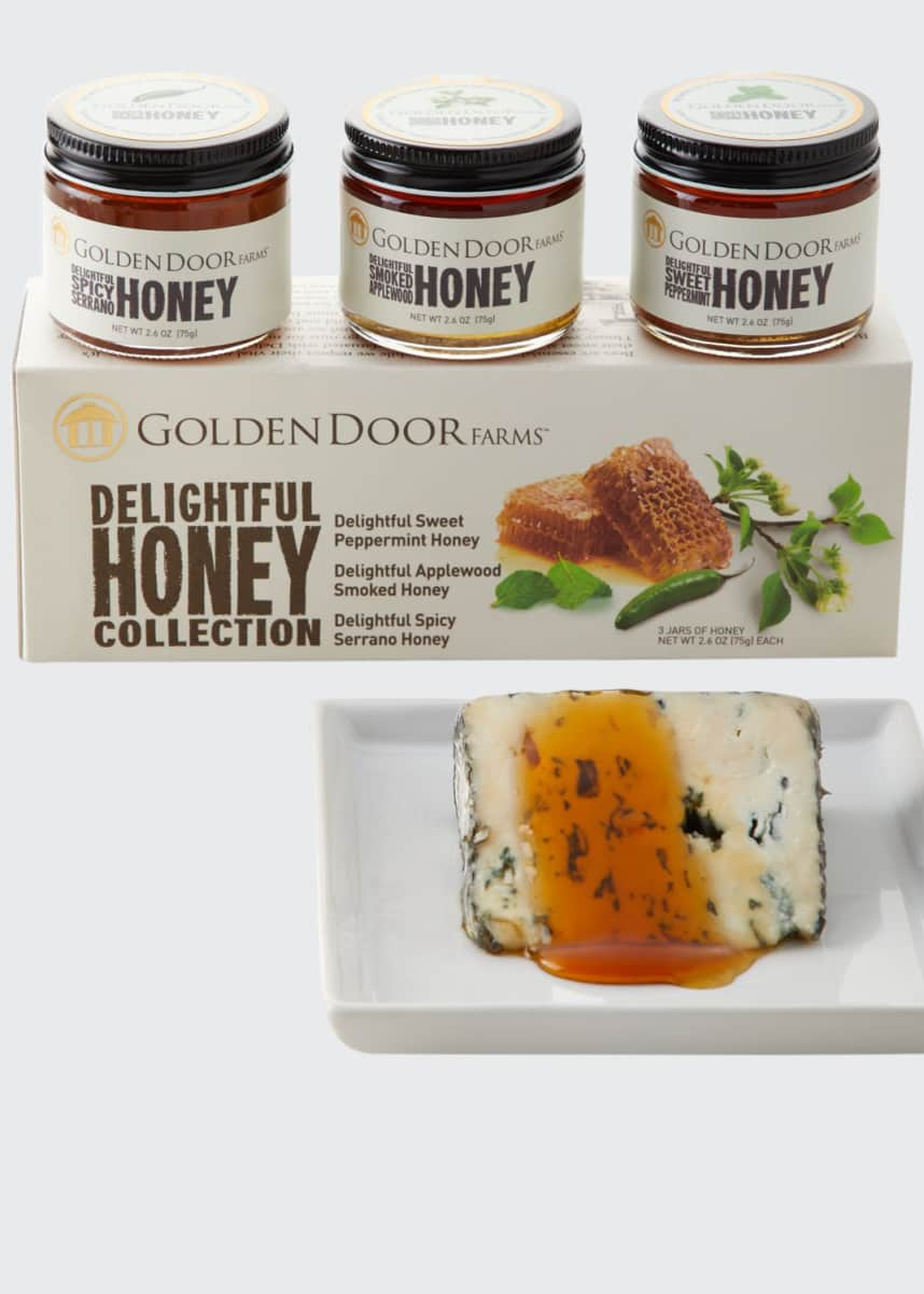 Golden Door Delightful Honey Collection