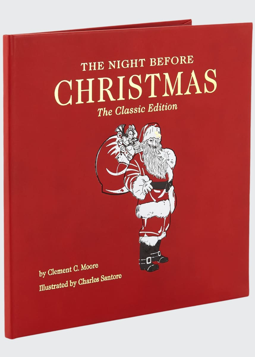 "Graphic Image ""The Night Before Christmas: The Classic Edition"" Book by Clement C. Moore"