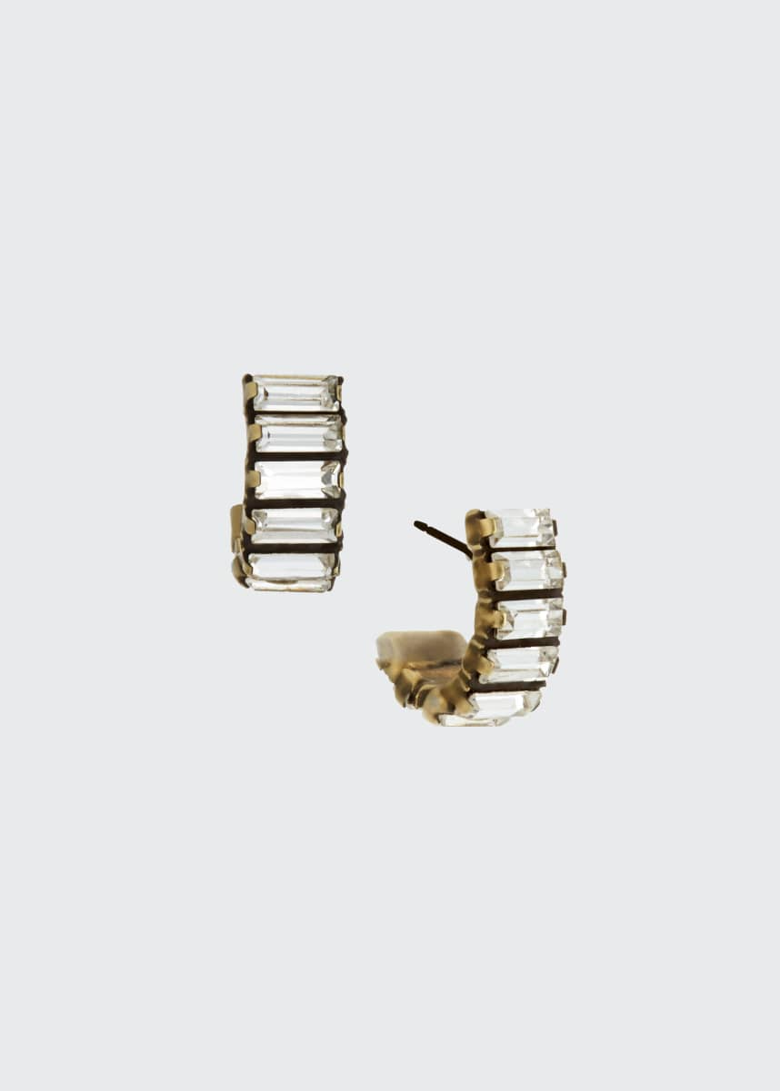 Auden Hayden Huggy Hoop Earrings