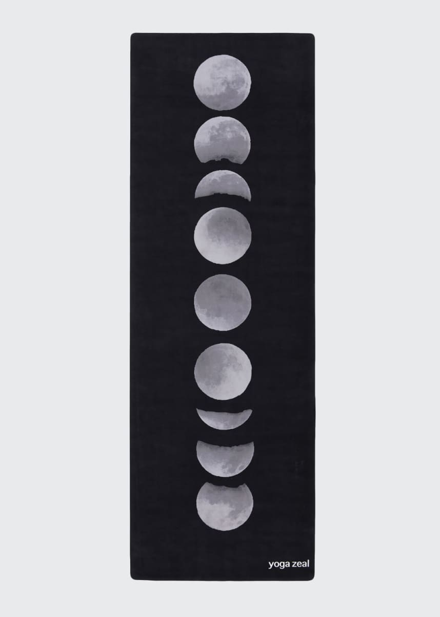 Yoga Zeal Moon Phases Printed Yoga Mat