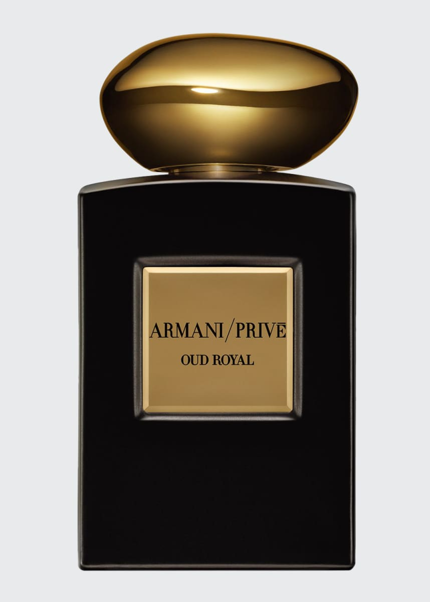 Giorgio Armani Prive Oud Royal Intense Fragrance, 100 mL