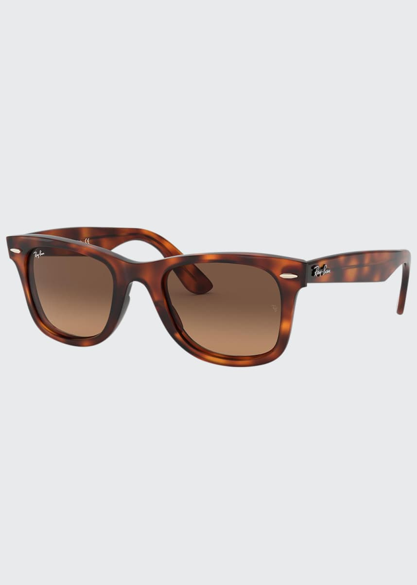 Ray-Ban Men's Wayfarer Ease Propionate Sunglasses