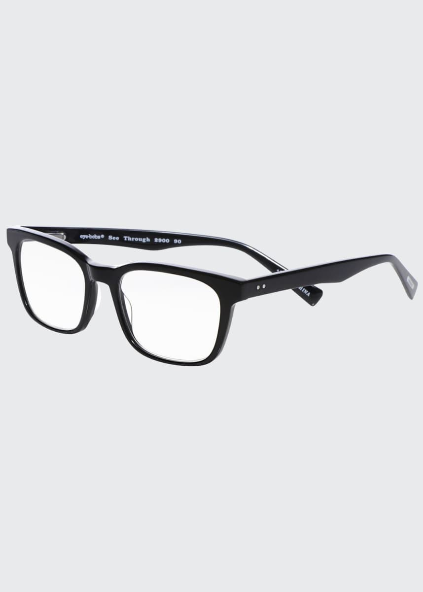 Eyebobs C Through Square Acetate Reading Glasses