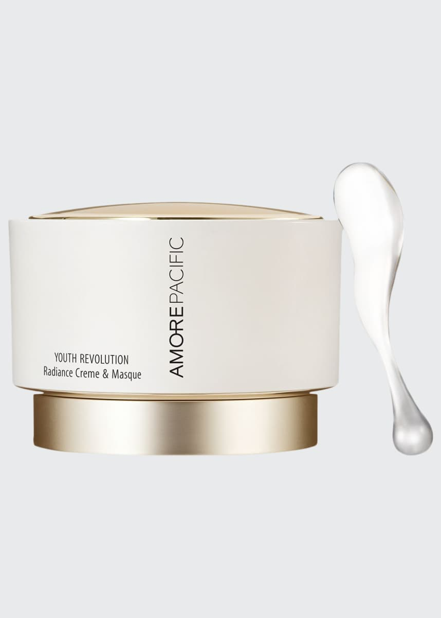 AMOREPACIFIC YOUTH REVOLUTION Radiance Creme & Masque, 1.7 oz./ 50 mL