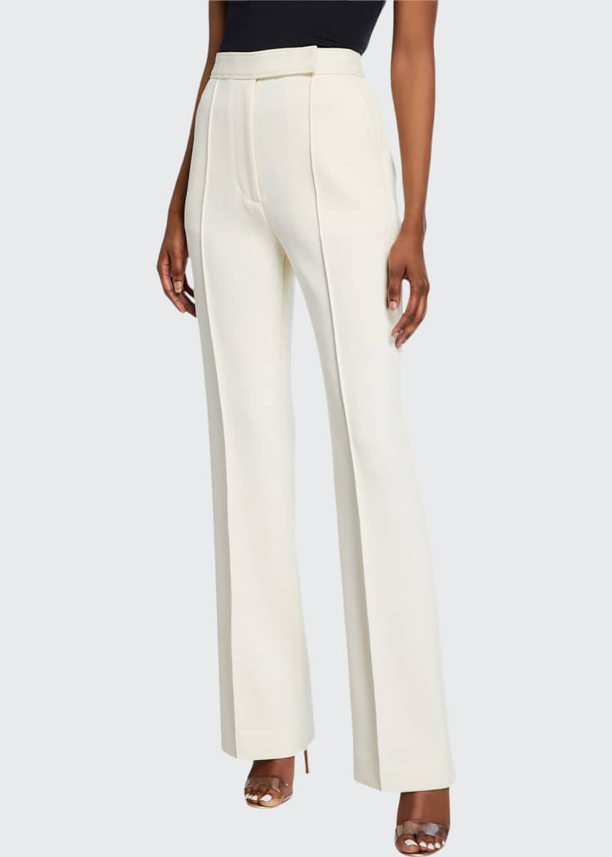 3.1 Phillip Lim Streamlined Tailored High-Rise Pants