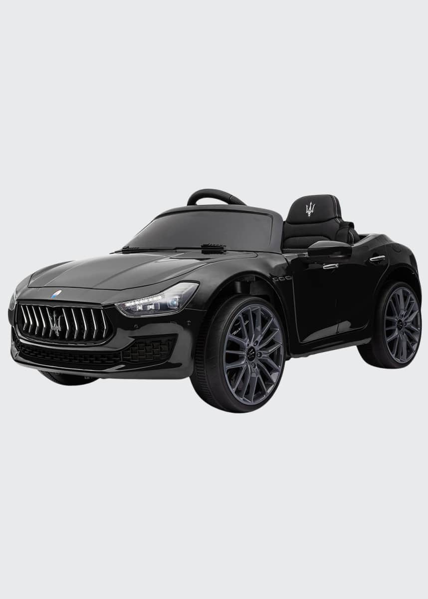 Best Ride on Cars Kids' Maserati Ghibli 12V Ride-On Car
