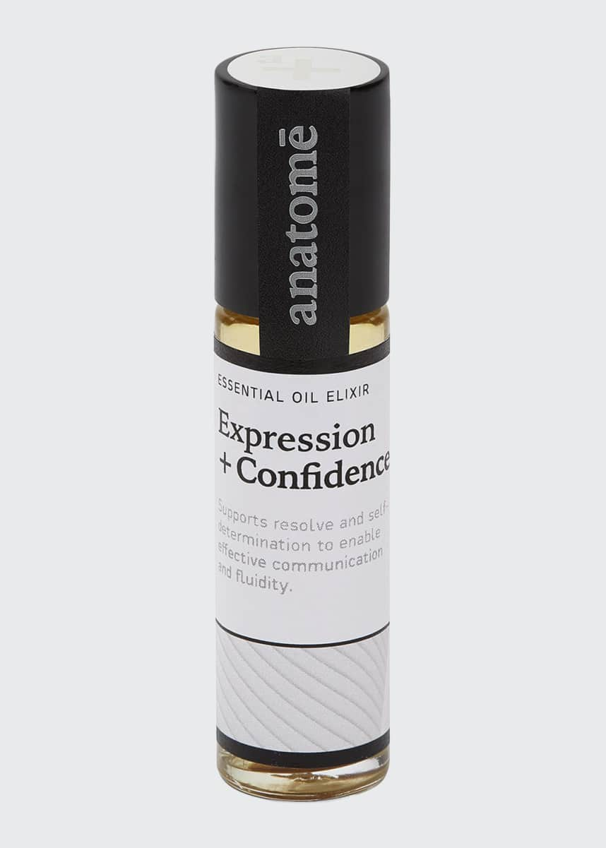 Anatome Expression & Confidence Essential Elixir Oil, 0.3 oz./ 10 mL