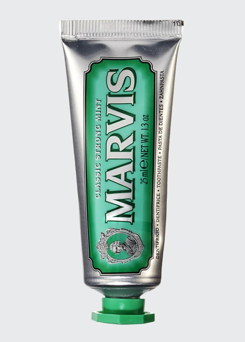 Marvis Classic Strong Mint Toothpaste, 1.3 oz./ 25 mL