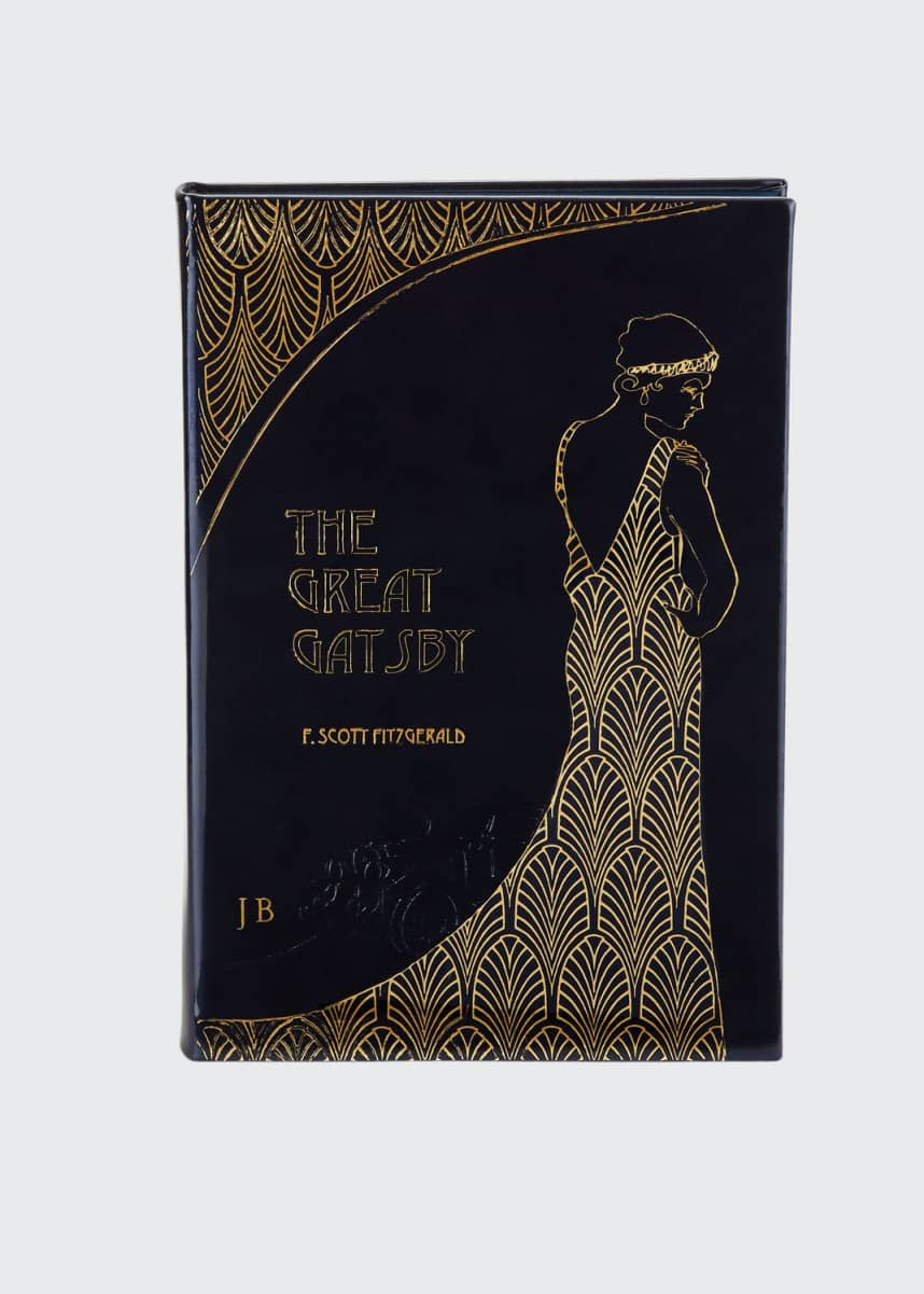 "Graphic Image ""The Great Gatsby"" Book by F. Scott Fitzgerald, Personalized"