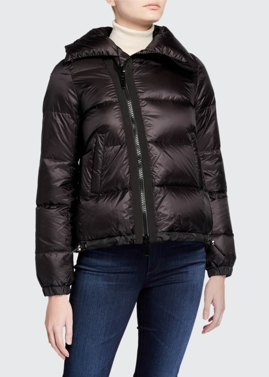 SACAI Short Puffer Jacket