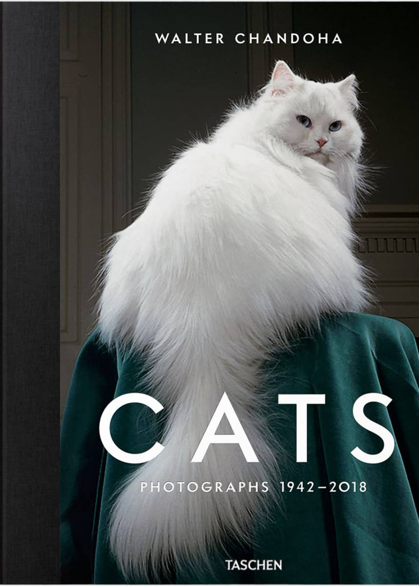 "Taschen ""Cats: Photography 1942-2018"" Book by Walter Chandoha"