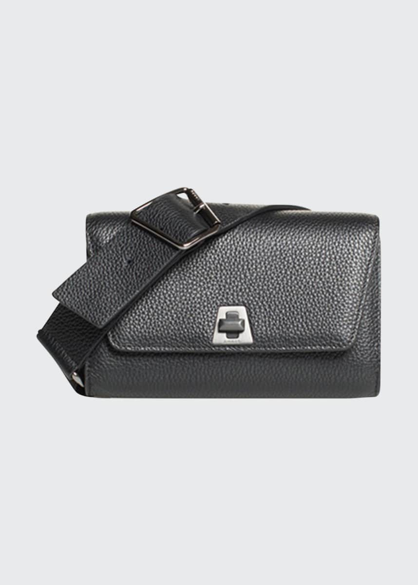 Akris Anouk Leather Belt Bag