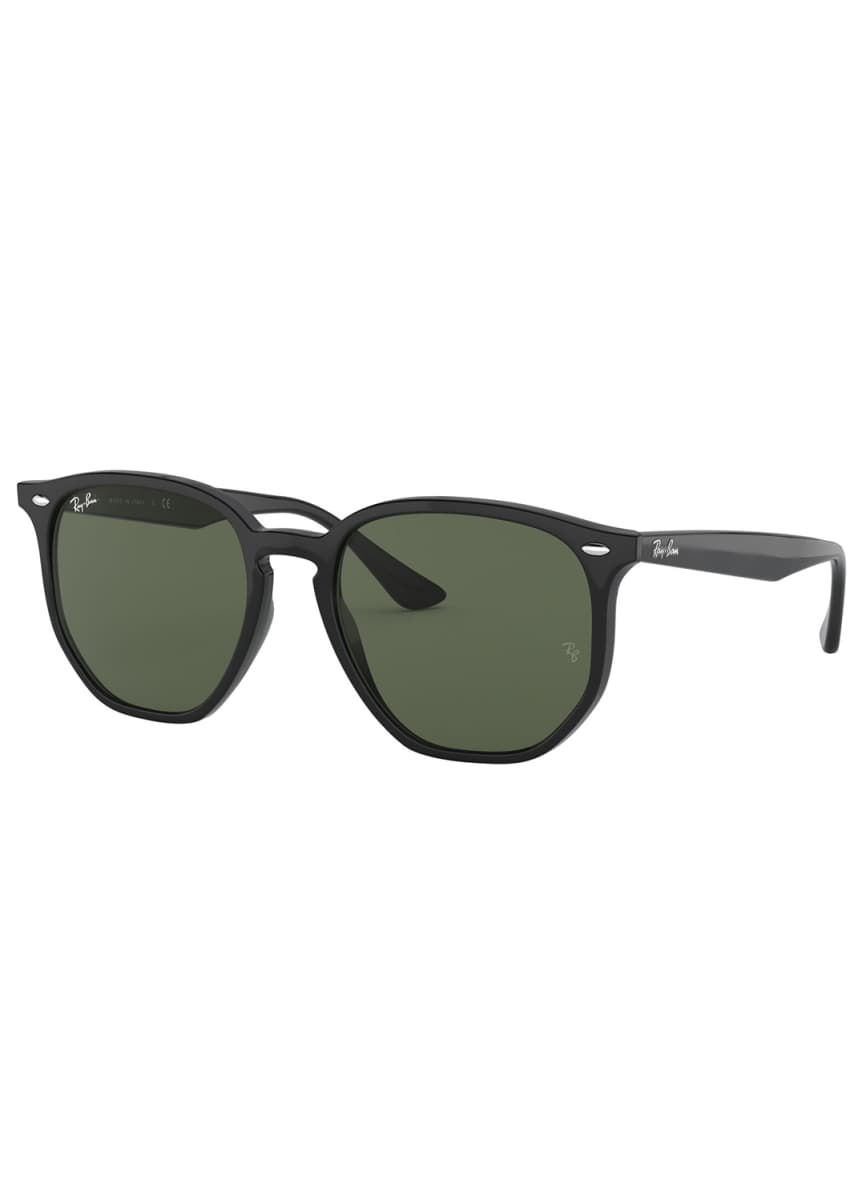 Ray-Ban Rectangle Gradient Sunglasses