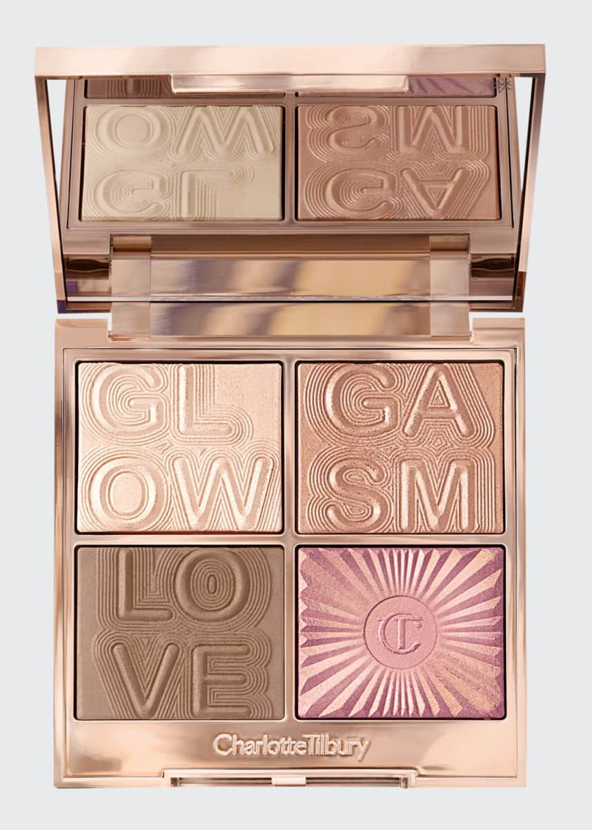 Charlotte Tilbury Limited Edition Glowgasm Face Palette