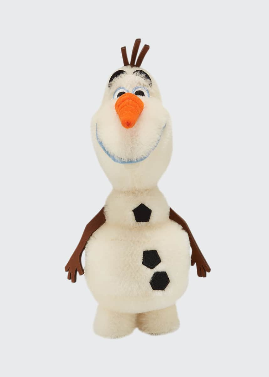 Steiff Frozen Olaf Plush Collectible