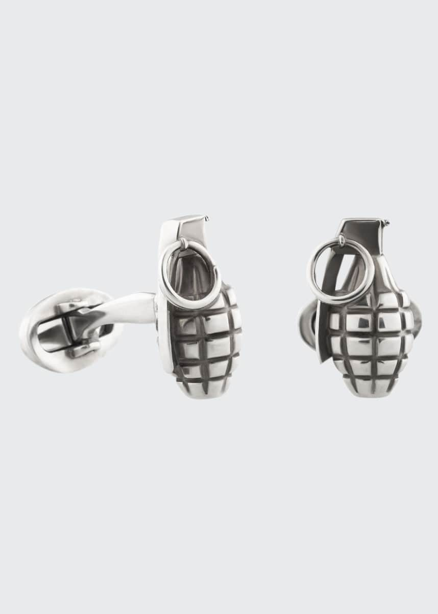 Fils Unique Grenades Cufflinks
