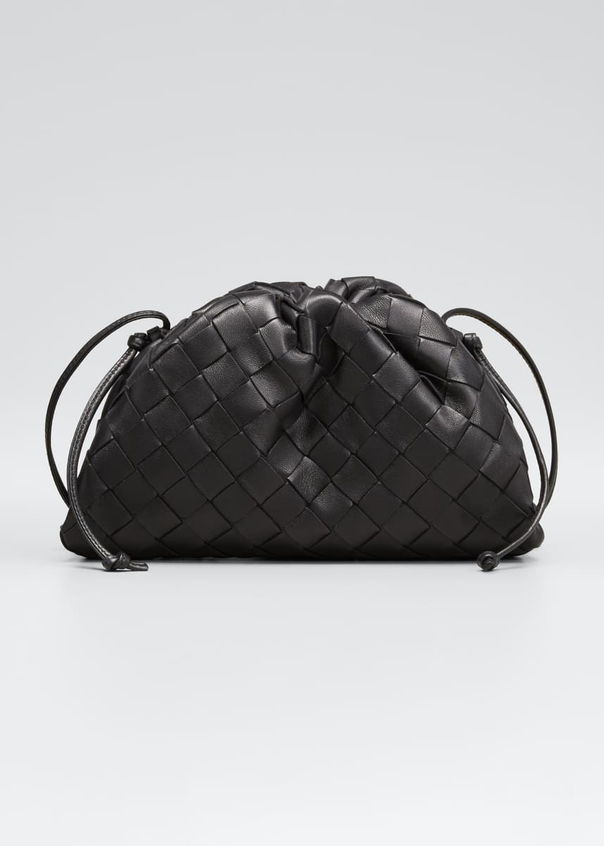 Bottega Veneta Intrecciato The Pouch Crossbody Bag