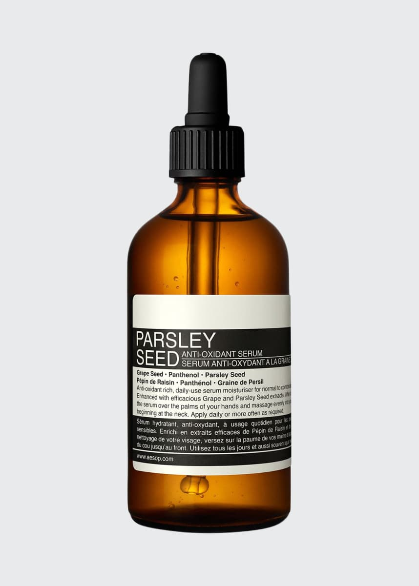 Aesop Parsley Seed Anti-Oxidant Serum, 3.4 oz./ 100 mL