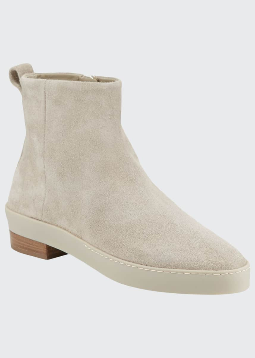Fear of God Men's Santa Fe Suede Chelsea Boots