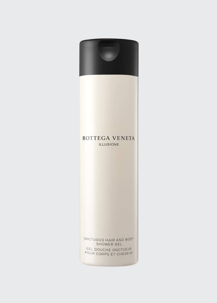 Bottega Veneta Illusione For Him Unctuous Hair & Body Shower Gel, 6.8 oz./ 200 mL