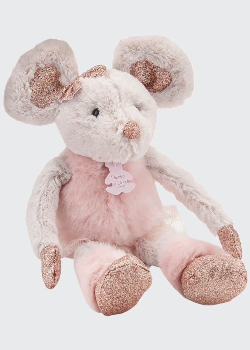 Histoire d'Ours Marnie the Mouse Stuffed Animal